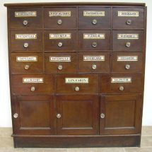 Apothecary Cabinet - Antiques Atlas