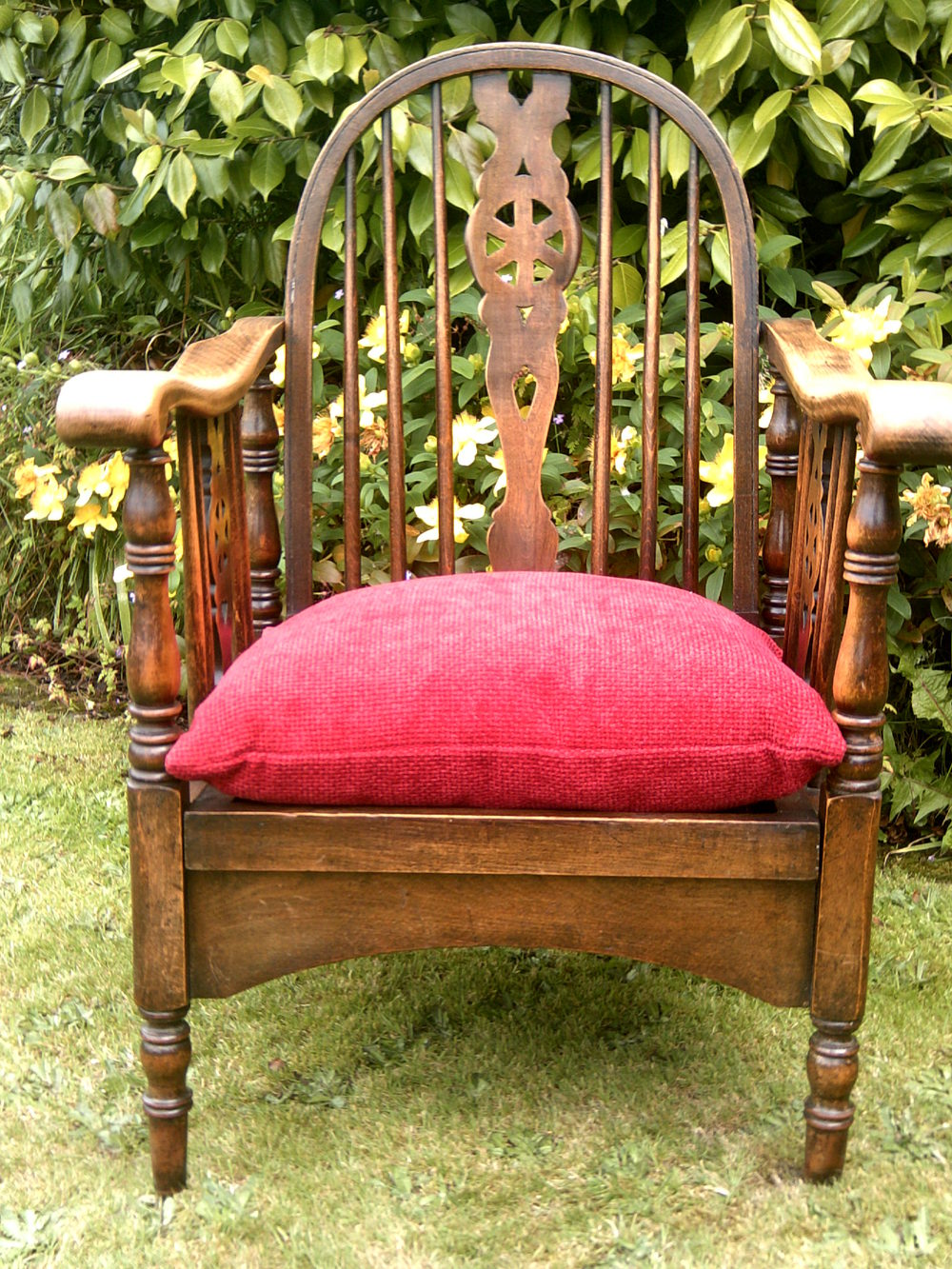 Arts And Crafts Reclining Chair  Antiques Atlas