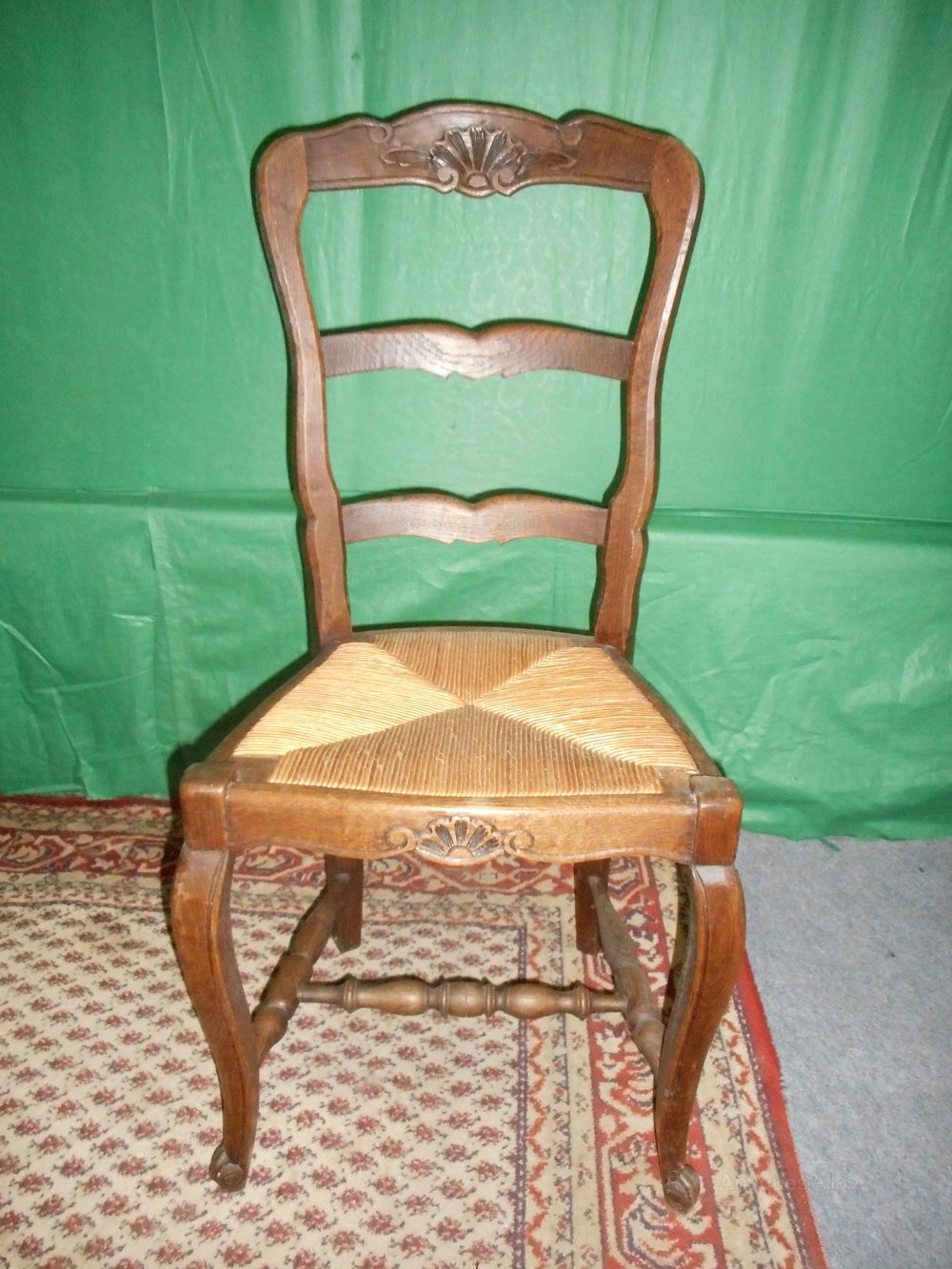 Antiques Atlas  Set Of 6 French Oak Dining Chairs