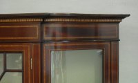 Glass Fronted Display Cabinet - Antiques Atlas
