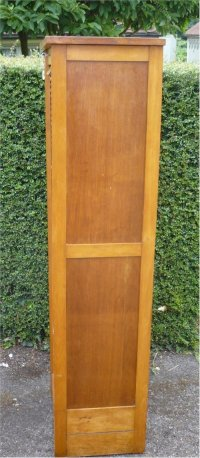 Antiques Atlas - Tall & Narrow French Tambour Front Filing ...