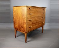 Antiques Atlas - Vintage Mid-century Chest Of Drawers By ...