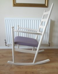 Antiques Atlas - Danish Rocking Chair