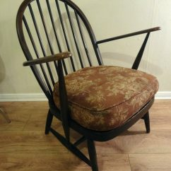 Ercol Chair Design Numbers Elastic Arm Covers Antiques Atlas Armchair 1940s