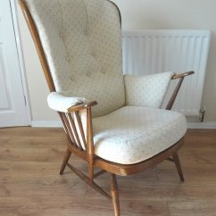 Ercol Chair Design Numbers Ikea Wooden Covers Antiques Atlas Evergreen Armchair