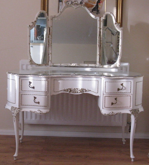 Antiques Atlas  French Louis Dressing Table