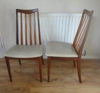 Antiques Atlas - G Plan 1970s Teak Dining Chairs