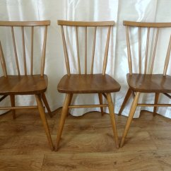 Windsor Back Chairs For Sale Navy Blue Chair Covers Antiques Atlas - Retro Ercol Dining