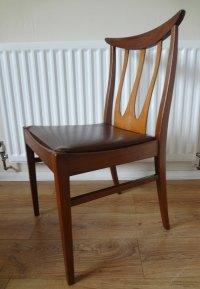 Antiques Atlas - Retro G Plan Dining Chairs