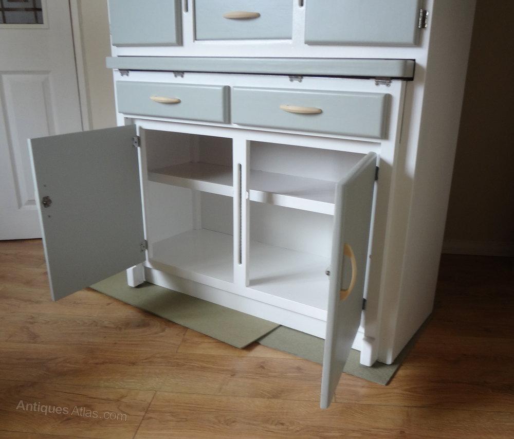 antique metal kitchen cabinet cheap tile antiques atlas - larder 1950s