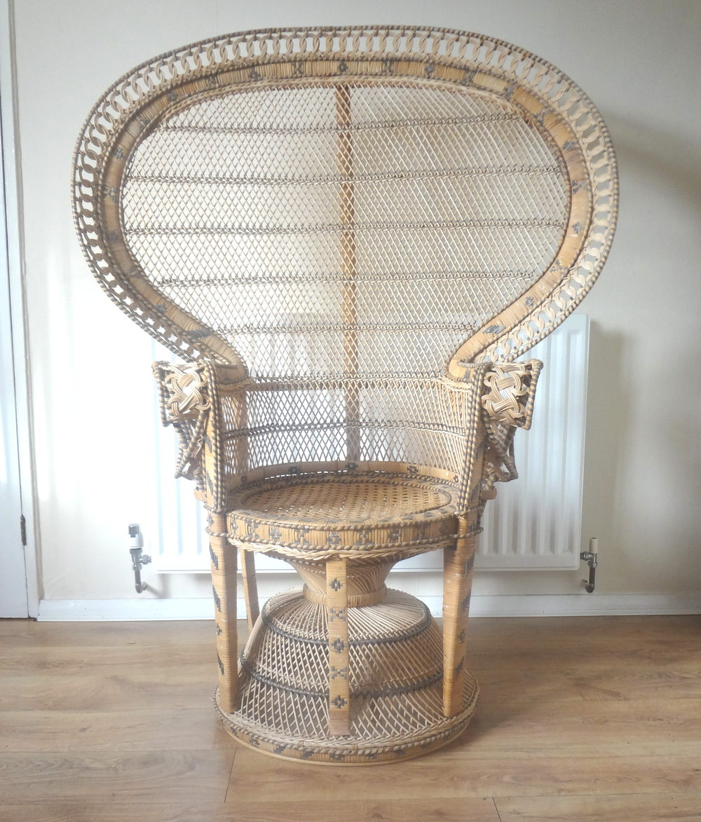 z chair mid century dunlop fishing antiques atlas - retro peacock