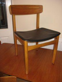 Antiques Atlas - Retro Teak Table & Chairs