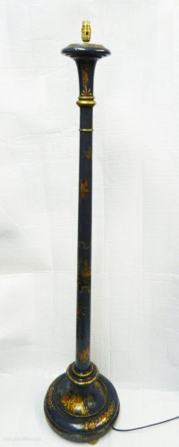 Antiques Atlas - Chinoiserie Standard Lamp / Floor Lamp
