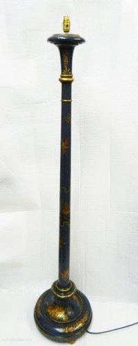 Antiques Atlas - Chinoiserie Standard Lamp / Floor Lamp