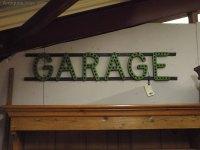 Antiques Atlas - Vintage Garage Sign