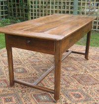 Antique French Farmhouse Table - Antiques Atlas