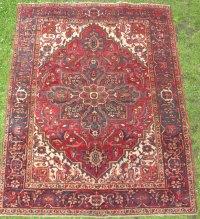 Antiques Atlas - Antique Persian Handmade Wool Rug