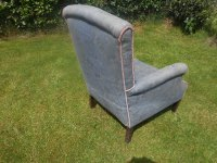 Arm Chair Late Victorian - Antiques Atlas