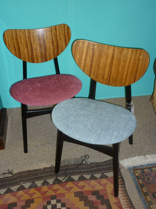 Antiques Atlas  G PLAN E Gomme Butterfly Dining Chairs