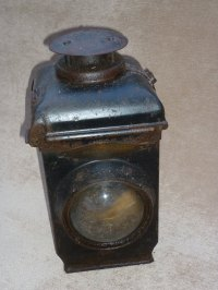 Antiques Atlas - The ADLAKE 55 RAILWAY SIGNAL LAMP, Non ...