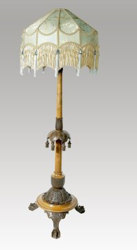 Antiques Atlas - Edwardian Standard Lamp