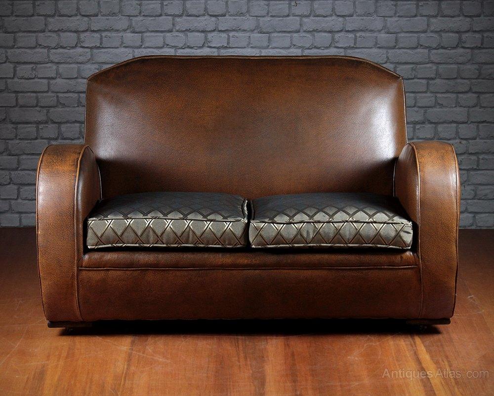 art deco sofas uk sofa voucher code antiques atlas - & armchairs c.1945.