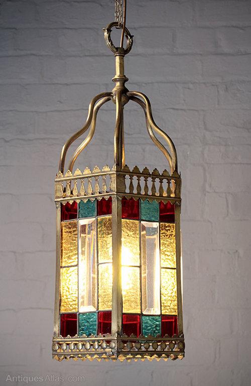 Lantern Porch Lights