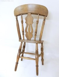 6 Windsor Dining/Kitchen Chairs