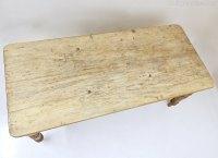 Antique Pine Farmhouse Table - Antiques Atlas