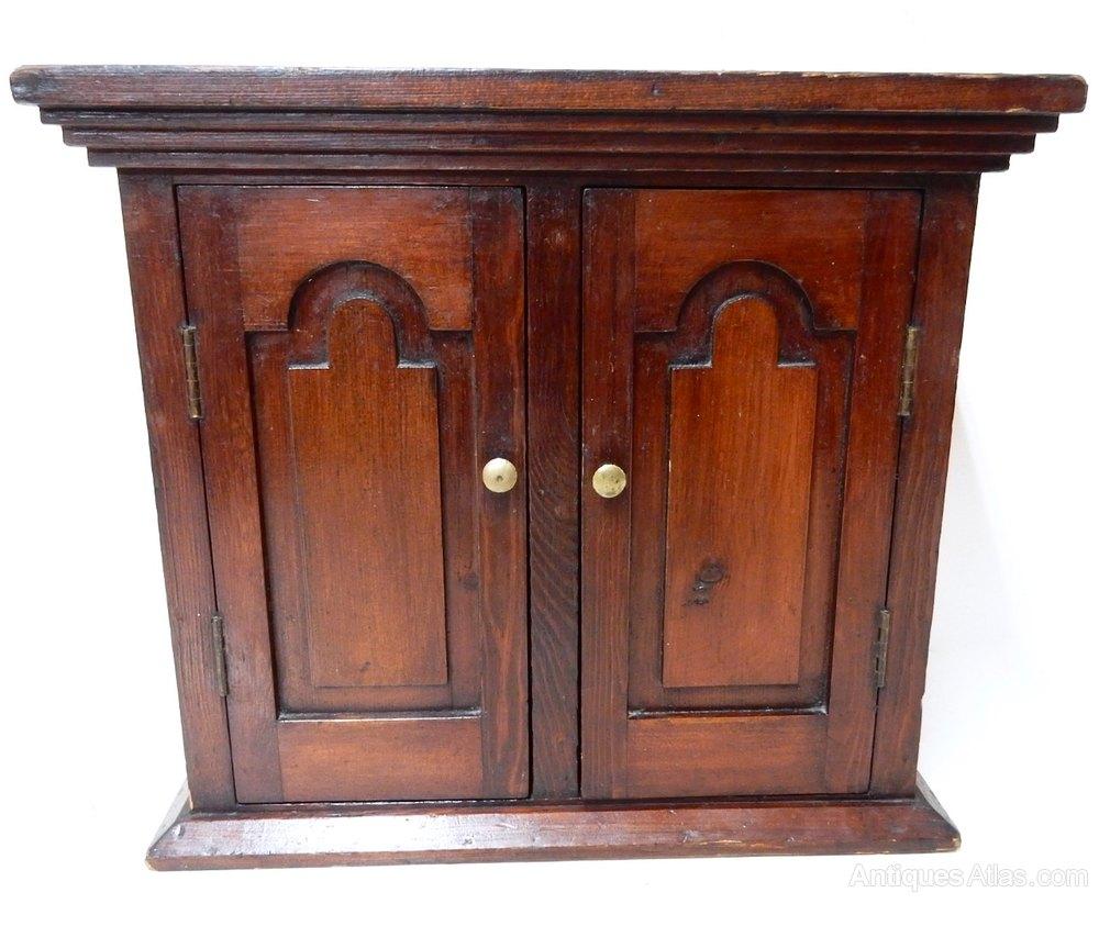 Antique Wall Cabinet  Antiques Atlas