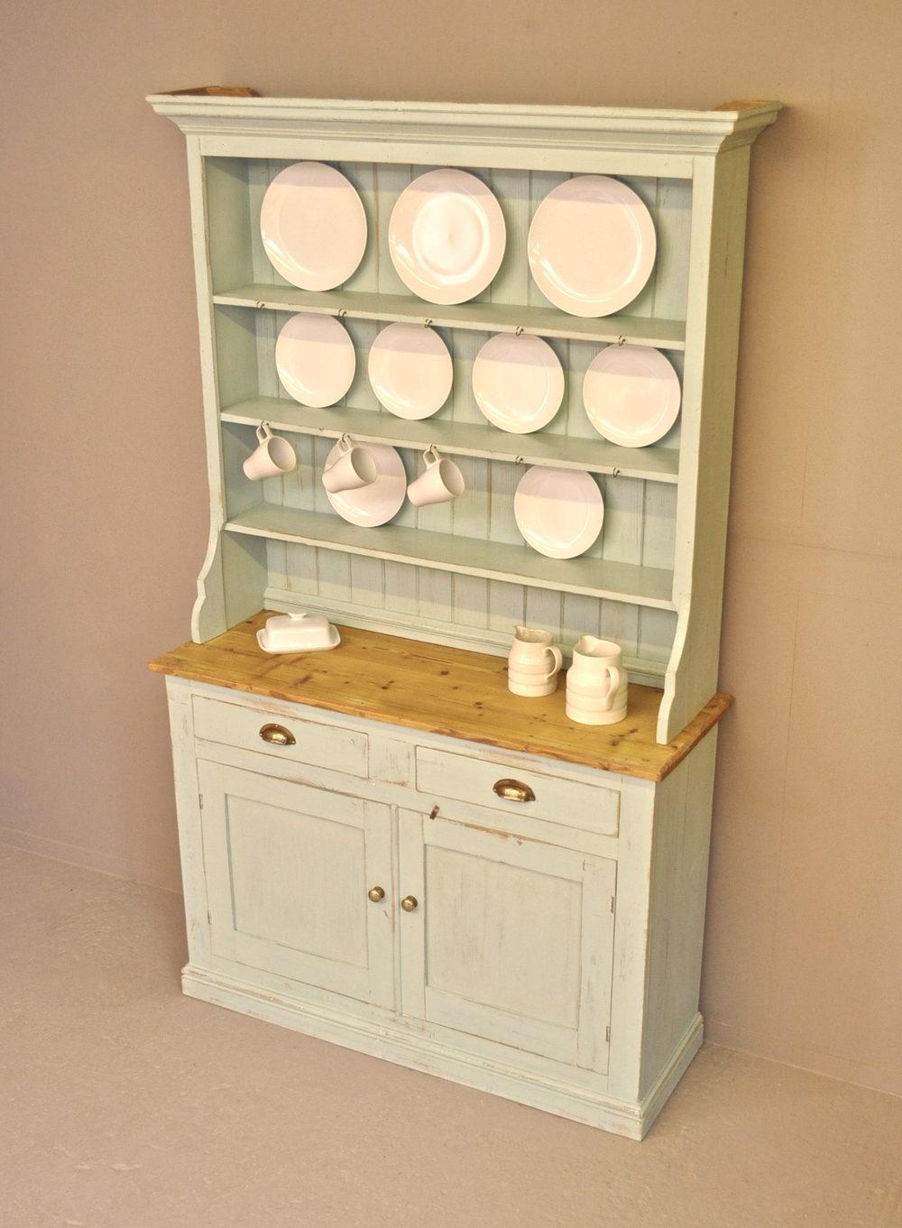 Pine Kitchen Dresser  P2931  Antiques Atlas