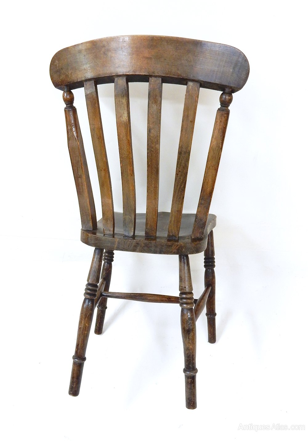 Set Of 6 Windsor Kitchen Chairs