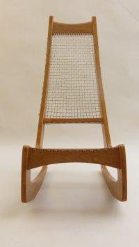 Antiques Atlas - Jeremy Broun High Back Rocking Chair