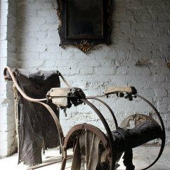 Iron Rocking Chair Officeworks Recliner Chairs Victorian Wrought C.1850 - Antiques Atlas