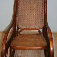 Victorian Occasional Chair Into Twin Bed Thonet Bentwood Rocking No.4 - Antiques Atlas