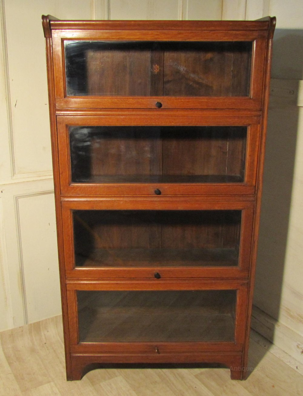 Globe Wernicke Barristers Bookcase Filing Cabinet