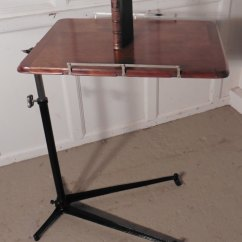 Z Chair For Sale Dental With Accessories Reading Stand Over Bed Table, Fireside Table - Antiques Atlas