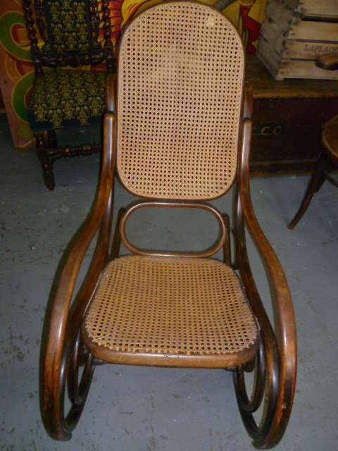 antique rocking chairs for sale chair cane seat repair bentwood - antiques atlas