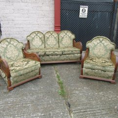 Bergere Chairs For Sale Diy Organza Chair Covers Antique Walnut Suite - Antiques Atlas