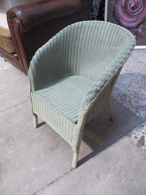 Antiques Atlas  Vintage Childs LLoyd Loom Chair
