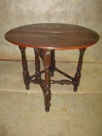 Oak Gateleg Table - Antiques Atlas