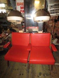 Antiques Atlas - Salon Hair Dryer Chairs