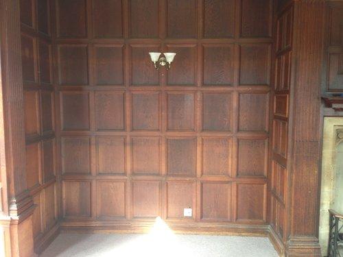 Antiques Atlas  Victorian Oak Panelling