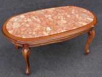 Marble Topped Coffee Table - Antiques Atlas
