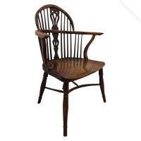 George III Windsor Chair - Antiques Atlas