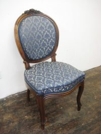 Set Of 4 French Victorian Side Chairs - Antiques Atlas