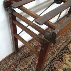 Unusual Chair Legs Pride Lift Remote Replacement Folding Luggage Stand - Antiques Atlas