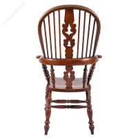 Broad Arm Windsor Chair - Antiques Atlas