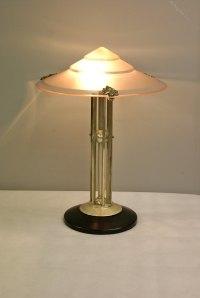 Antiques Atlas - An Art Deco Table Lamp