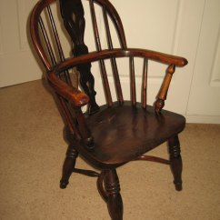 Antique Windsor Chairs For Sale Office Chair Arm Covers Depot Childs - Antiques Atlas